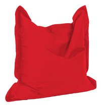 Pouf Sitbox rouge-commercieel beeld
