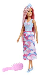 Barbie mannequinpop Dreamtopia Prinses met lang roze haar-commercieel beeld