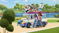 LEGO Friends 41333 Le véhicule de mission d'Olivia-Image 4