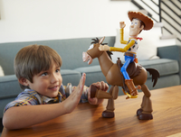 Figurine articulée Toy Story 4 Woody & Pil-Poil-Image 2
