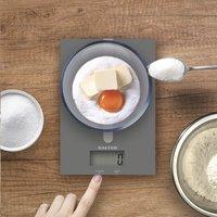 Salter Balance de cuisine numérique Modern Grey-Image 1