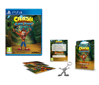 PS4 Crash Bandicoot N Sane Trilogy + Incentive N-sane Bonuspack ENG