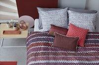 Beddinghouse Housse de couette Jarno flanelle red 140 x 220 cm-Image 3