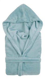 Tiseco Home Studio Robe de chambre Kids soft blue 9-10 ans-Avant
