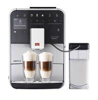 Melitta Volautomatische espressomachine met melkopschuimer Barista Smart T F830-101 zilver/zwart-Afbeelding 2