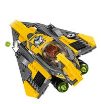 LEGO Star Wars 75214 Anakin's Jedi Starfighter-Vooraanzicht