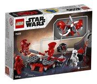 LEGO Star Wars 75225 Elite Praetorian Guard Battle Pack-Achteraanzicht