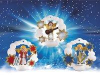 Playmobil Christmas 5591 Kerstdecoratie Engelen-Afbeelding 1