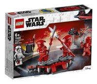 LEGO Star Wars 75225 Elite Praetorian Guard Battle Pack-Linkerzijde