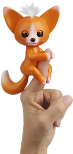 Fingerlings interactieve figuur Fox Mikey-commercieel beeld