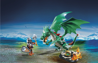 Playmobil Knights 6003 Kasteeldraak-Afbeelding 1