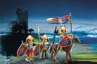PLAYMOBIL Knights 6006 Verkenners van de Leeuwenridders-Afbeelding 1