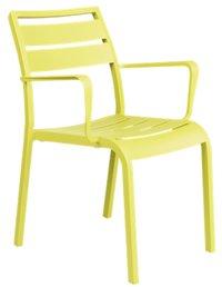 Chaise de jardin Nice vert