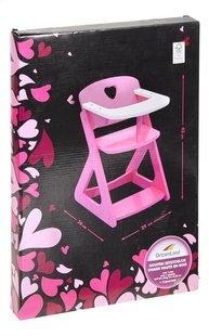 DreamLand Chaise haute en bois-Avant
