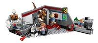 LEGO Jurassic World 75932 Jurassic Park Velociraptorachtervolging-Vooraanzicht