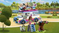 LEGO Friends 41333 Le véhicule de mission d'Olivia-Image 3