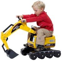 Falk loopwagentje Power Shift Excavator