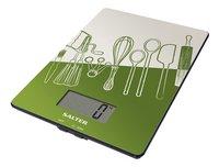 Salter balance de cuisine SA1102 Kitchen vert-Détail de l'article