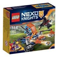 LEGO Nexo Knights 70310 Le char de combat de Knighton