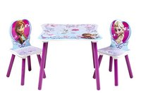 Table avec 2 chaises Disney La Reine des Neiges