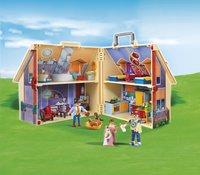 Playmobil Dollhouse 5167 Maison transportable-Image 1
