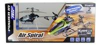 Silverlit hélicoptère Air Spiral bleu-Avant