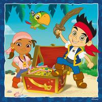 Ravensburger puzzle 3 en 1 Jake et le monde des Pirates-Détail de l'article