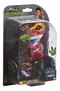 WowWee interactieve figuuur Fingerlings Untamed T-Rex Ripsaw-Linkerzijde