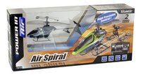 Silverlit hélicoptère Air Spiral bleu-Côté gauche