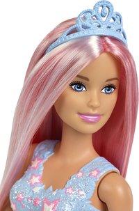 Barbie mannequinpop Dreamtopia Prinses met lang roze haar-Artikeldetail