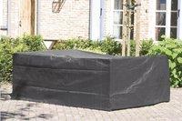 Beschermhoes voor loungeset Basic polyethyleen (PE) L 240 x B 180 x H 75 cm