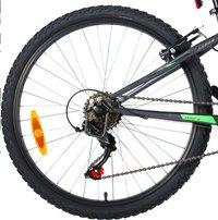 Volare mountainbike Viper Tourney 24/ grijs-Onderkant