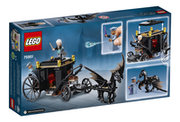 LEGO Fantastic Beasts 75951 Grindelwald's ontsnapping-Achteraanzicht