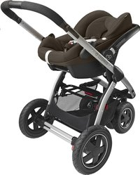 Maxi-Cosi Wandelwagen Mura Plus 3 earth brown-Artikeldetail