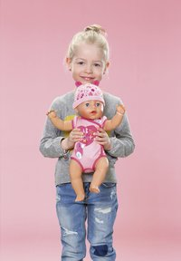 BABY born poupée interactive Soft touch Fille rose 43 cm-Image 7