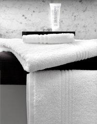 De Witte Lietaer Handdoek Othello Monochroom B 70 x L 140 cm - 2 stuks-Afbeelding 2