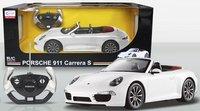 Voiture RC Porsche 911 Carrera S blanc-Détail de l'article