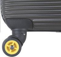 National Geographic Harde reistrolley Abroad Spinner zwart 55 cm-Onderkant