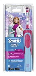 Oral-B Brosse à dents Kids La Reine des Neiges-Avant