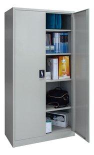 Practo Home Armoire de rangement metal KM150-Image 1