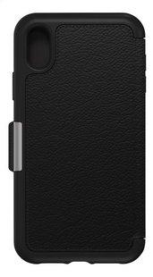 Otterbox foliocover Strada voor iPhone Xr zwart-Achteraanzicht