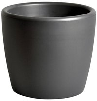 MCollections Jardinière Essence anthracite H 39,5 cm