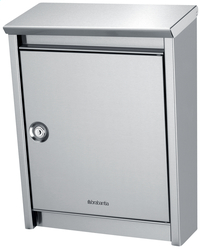 Brabantia brievenbus B110 easy clean inox