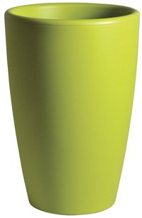MCollections Bloempot Essence lime H 66,5 cm