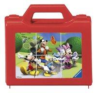 Ravensburger puzzle cubes Mickey en vadrouille