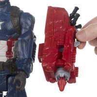 Actiefiguur Avengers Titan Hero Series - Captain America-Artikeldetail