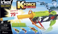 K'nex K-Force Build and Blast Mini arbalète