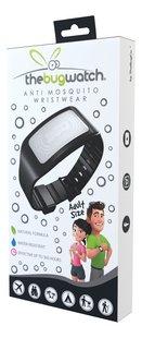 The Bug Watch antimug armband Midnight Black-Rechterzijde