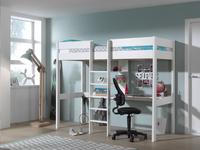 Lit mezzanine/bureau Oliver-Image 1