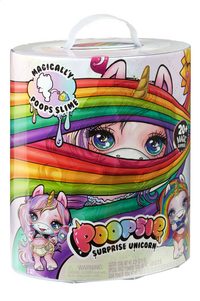 Poopsie Surprise Unicorn roze/paars-Linkerzijde